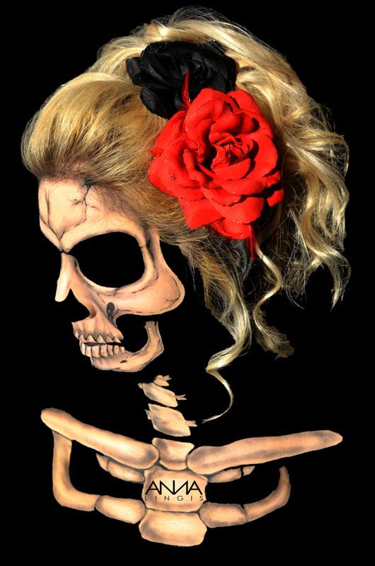 Victorian Skull