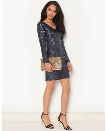 Lipsy Sequin Bodycon Dress