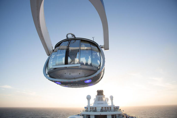 North Star on quantum of the seas