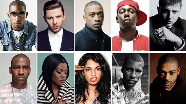 10 Of The Best Uk Rappers Of All Time