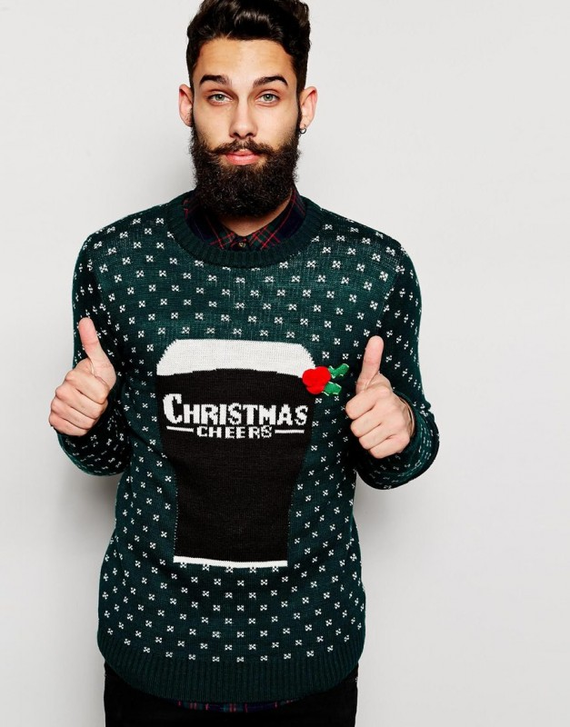 asos christmas cheer