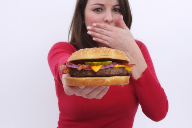 7 Change your eating habits step