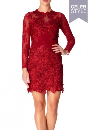 15 Lace Dresses To Wear On Valentines Day Flavourmag