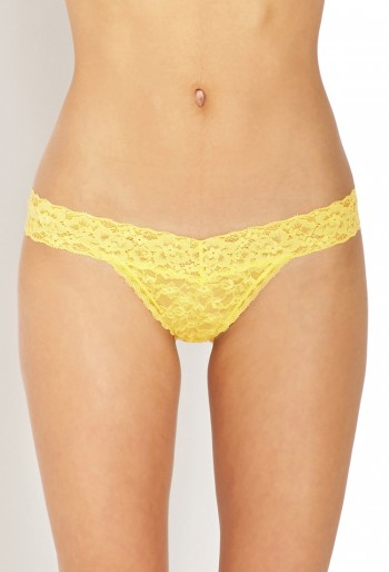Lace Knicker £3.40 - Forever 21