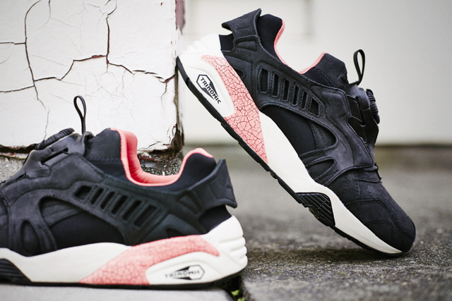 PUMA introduce the Trinomic Disc Blaze to complete the  Crackle Pack ... 1e3743912