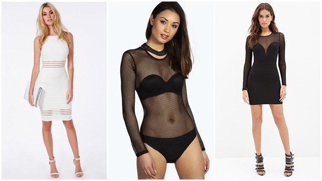 mesh outfits