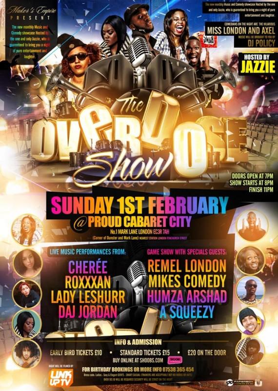 overdose show