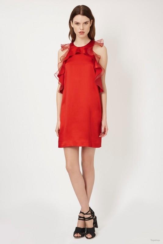 topshop-unique-organza-ruffle-dress