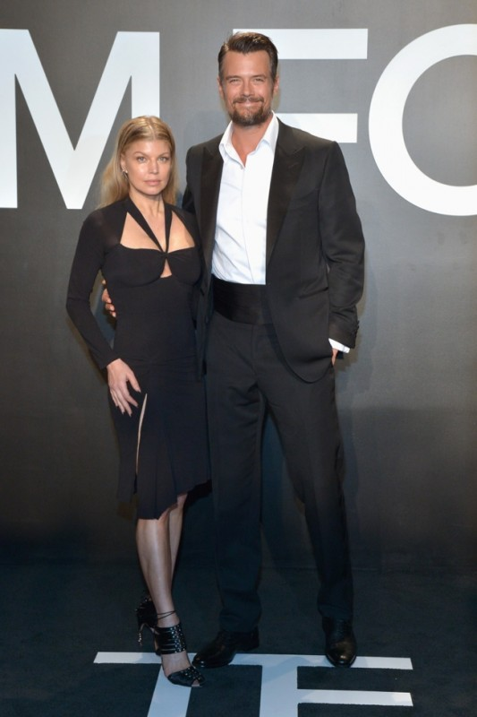 Fergie & Josh Dummel