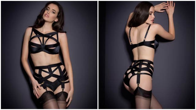 whitney lingerie by agent provocateur