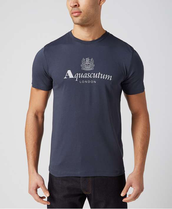 Aquascutum Branded T-Shirt - Exclusive