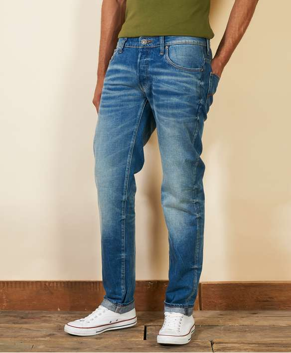 G-STAR 3301 Tapered Fit Jeans