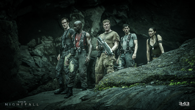 Halo Nightfall official stills 2015 - 2