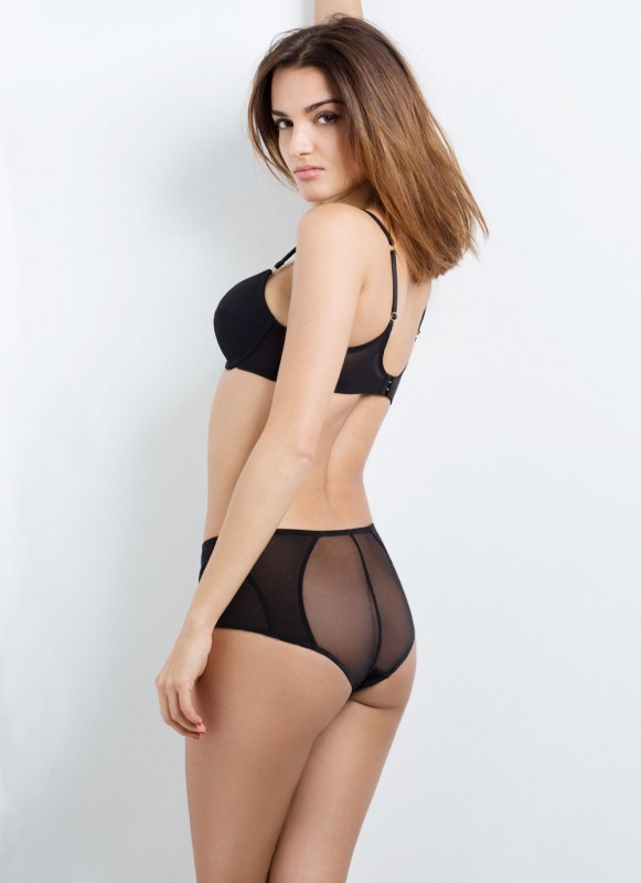 LAgent by Agent Provocateur - Izarra waisted brief £35.00