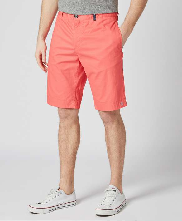 Original Penguin Bird Trim Chino Shorts - Exclusive
