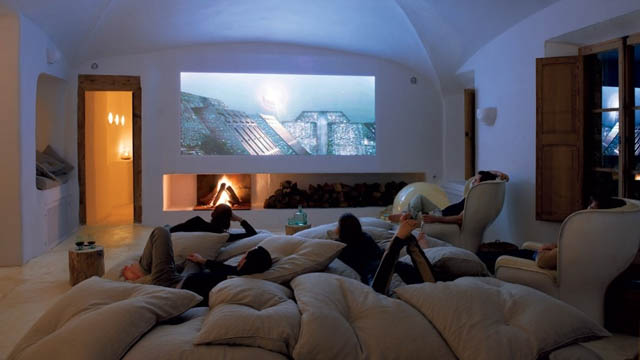 Ideas Projector In Living Room On Vouum