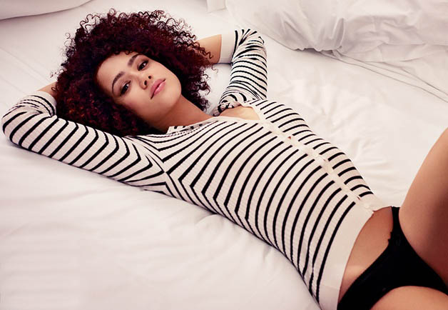 nathalie emmanuel GQ, from our montana manning article