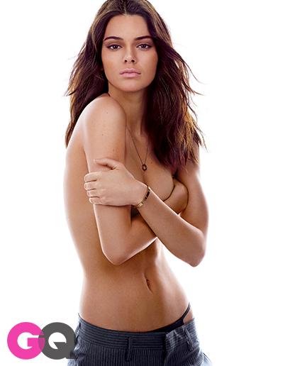 Kendall Jenner GQ magazine photo shoot 20151