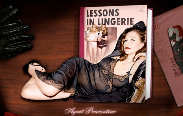 Lessons in Lingerie 4