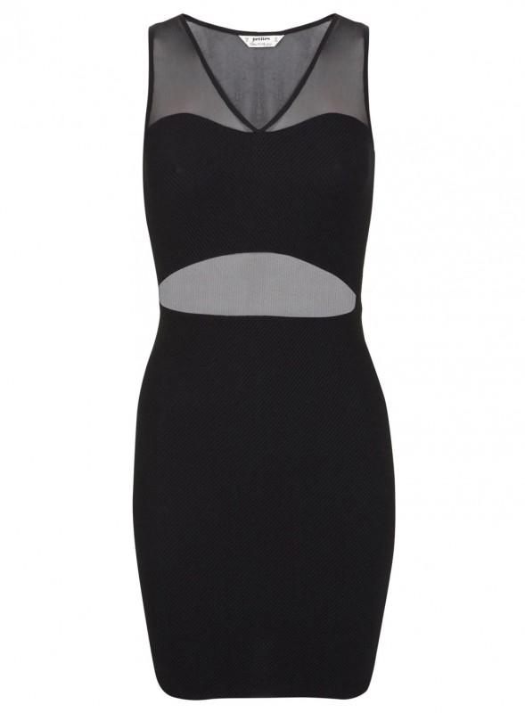 Mesh Sweetheart Dress Price - £25.00