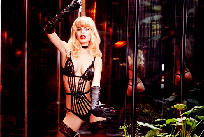 Agent Provocateur UK Videos and Stunning Lingerie Collection ... d7c82b8dc
