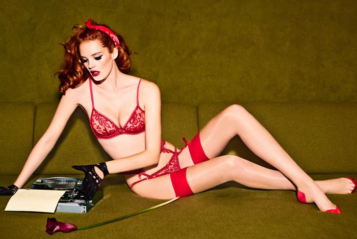 Kylie minogue s agent provocateur lingerie