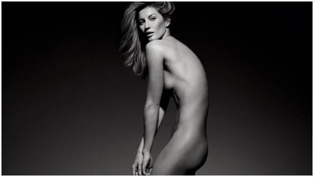 Gisele bundchen nude photo — img 15