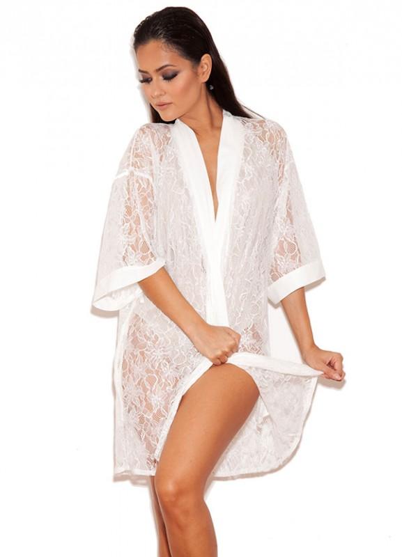 lace-robe