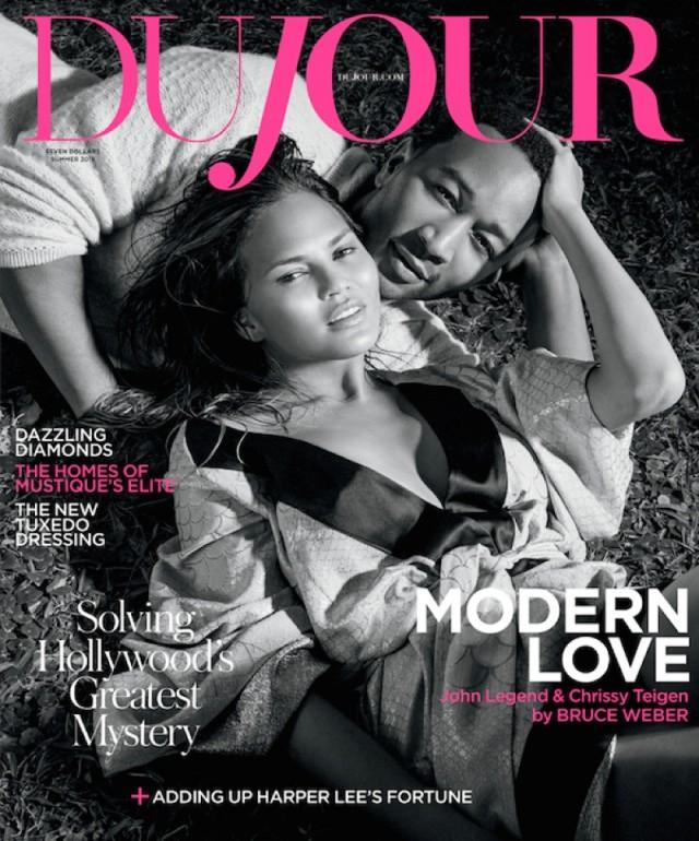 Chrissy-Teigen-John-Legend-Dujour-Magazine-Summer-2015-Cover-Shoot01