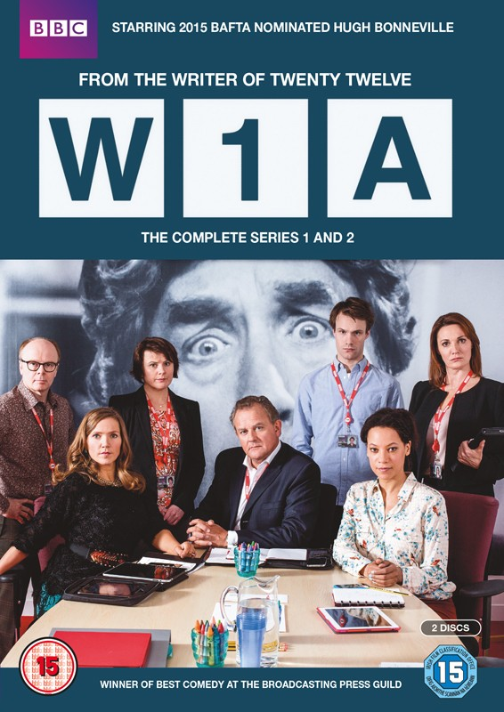 W1A_dvd cover
