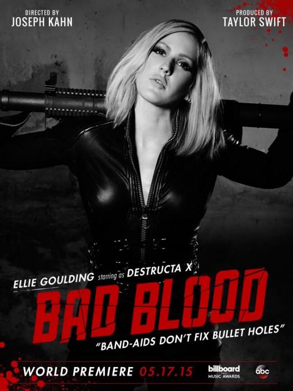 elie-goulding-bad-blood-poster