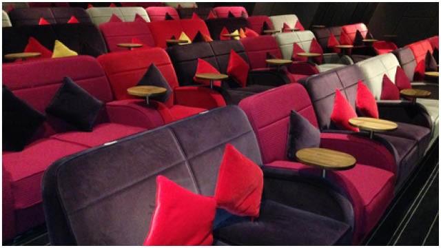 everyman cinema seating