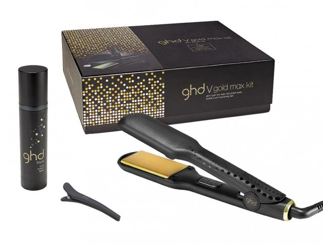 ghd V Gold Max Styler Gift Set