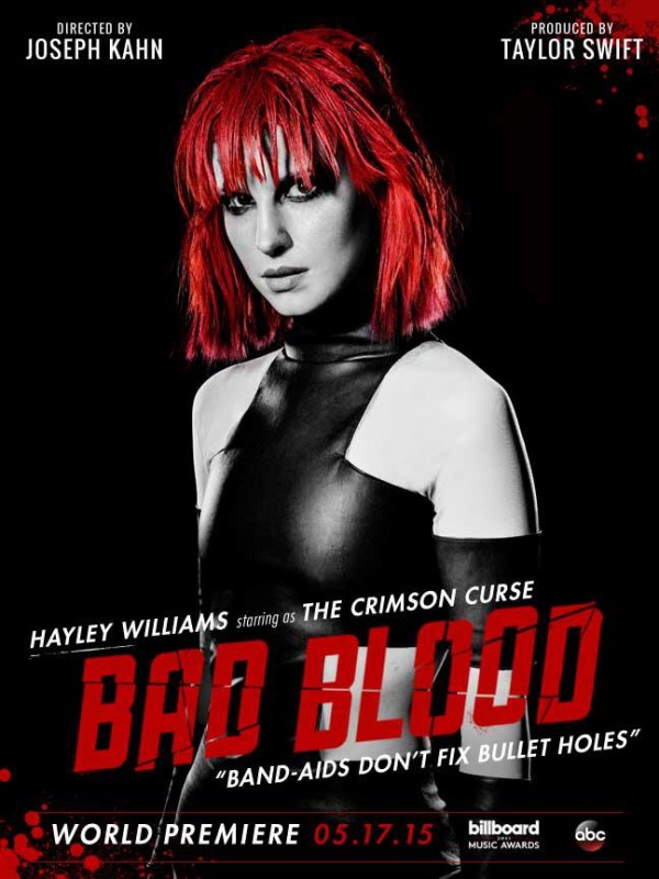 hayley-williams-bad-blood-poster