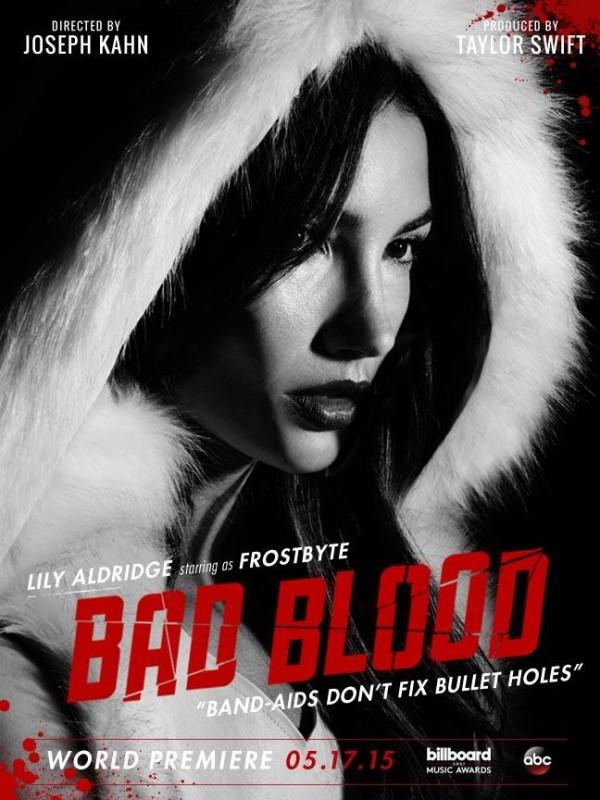 lily-aldridge-bad-blood-poster
