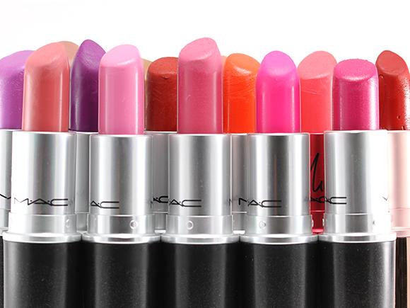 MAC Lustre Lipstick, Shade: MUSCU