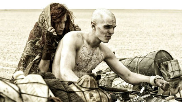 nicholas hoult mad max fury road interview 1