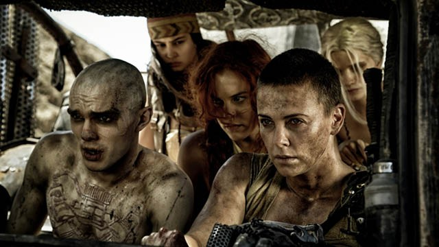 nicholas hoult mad max fury road interview 2
