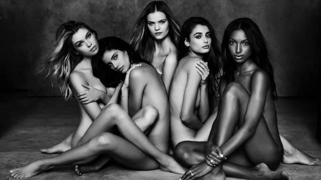 Naked female angels — pic 14
