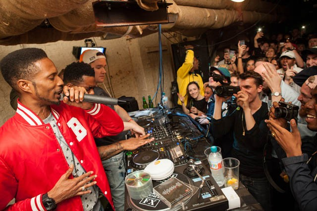 22nd May 2015_Just Jam Deadhouse Sessions at Somerset House with Patrón Tequila_Crowd