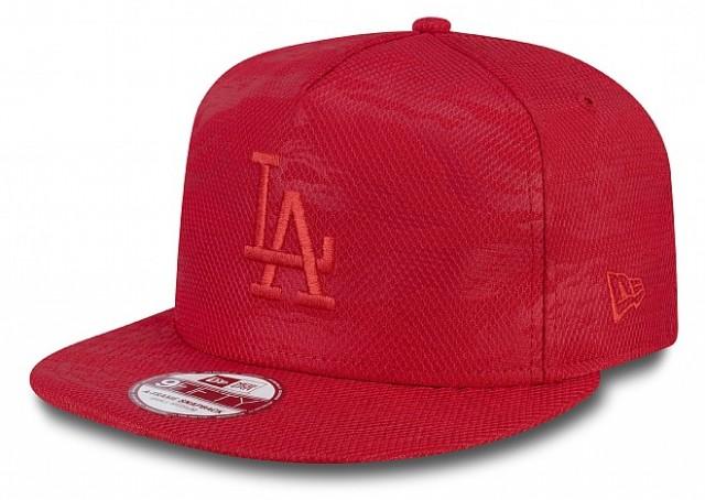 Diamond Era LA Dodgers 9FIFTY A Frame Snapback