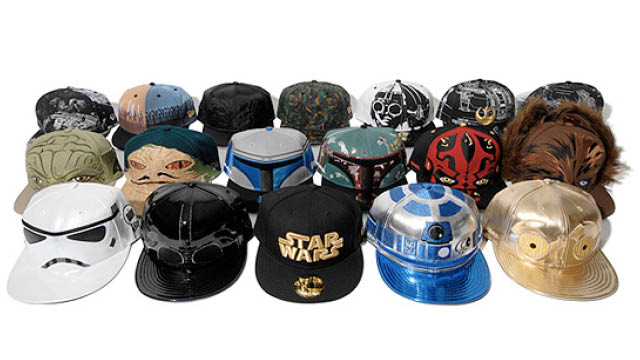 Limited Edition  New Era x Star Wars Snapbacks OUT NOW! - FLAVOURMAG 65061ad6d05b