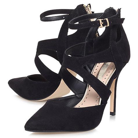 Miss KG Adrianna High Heel Court Shoes, Black