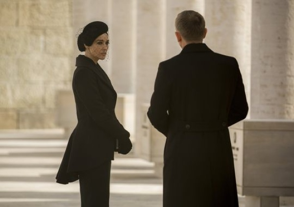 Monica Bellucci as Lucia Sciarra in Spectre