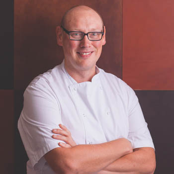 Steve Smith head chef bohemia