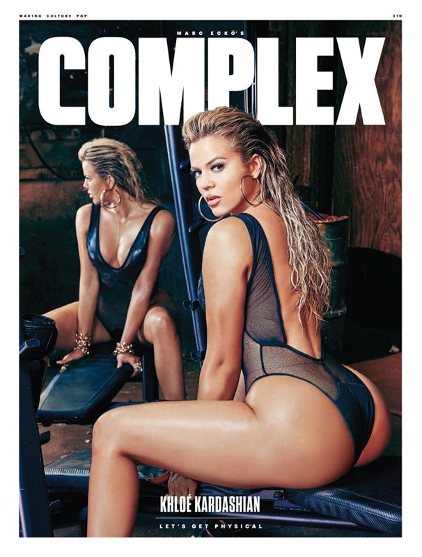khloe kardashian complex magazine 8