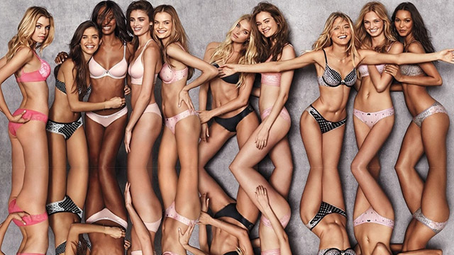 091d785b8e The new angels star in Victoria s Secret BODY by Victoria campaign ...