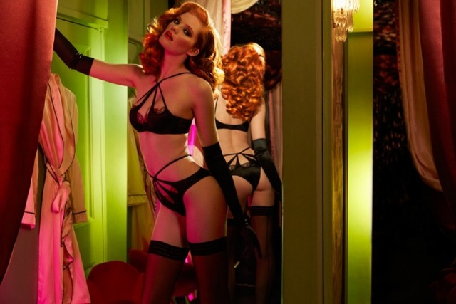 Agent Provocateur AW15 look book 15