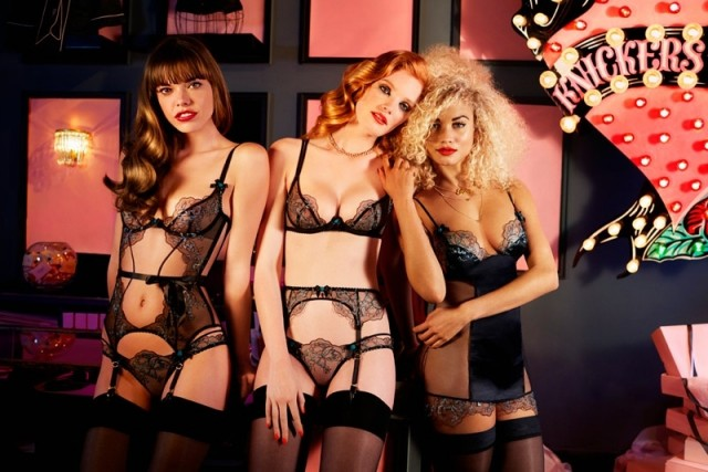 Agent Provocateur AW15 look book 2