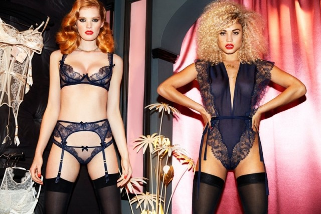 Agent Provocateur AW15 look book 20
